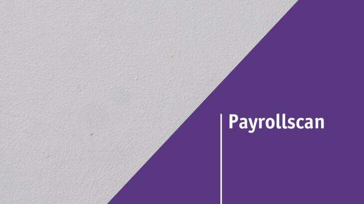 Payrollscan AFAS Profit