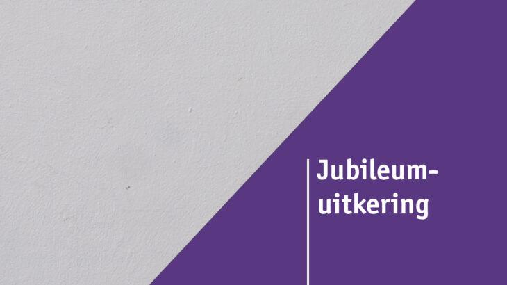 Jubileumuitkering