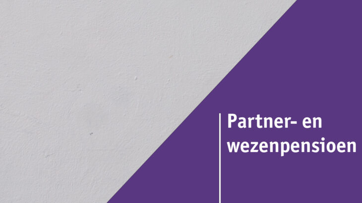 Partner- en wezenpensioen